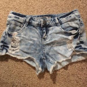Pants - 💙Denim Booty Shorts💙